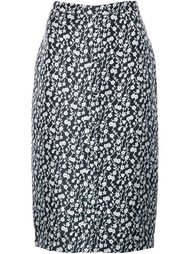 юбка с цветочным принтом Altuzarra