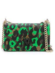 леопардовая сумка через плечо Medusa Versace