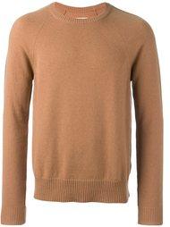 классический свитер с круглым вырезом Maison Margiela