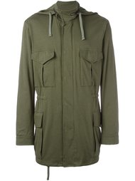 куртка в стиле милитари Amen