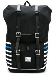 полосатый рюкзак с ремешками Herschel Supply Co.