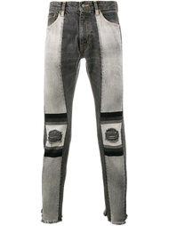 slim-fit jeans Facetasm