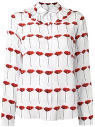 рубашка с цветочным принтом Osman