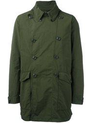 пальто со съемной подкладкой Aspesi