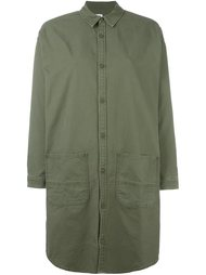 свободное платье-рубашка Carhartt