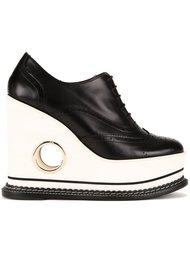 туфли на шнуровке 'Atcovi'  Paloma Barceló