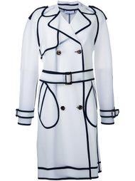 see-through trenchcoat Wanda Nylon
