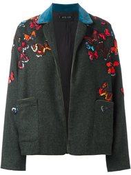 куртка 'butterflies' с вышивкой  Michel Klein
