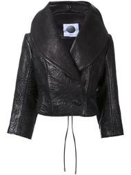 укороченная куртка  Aganovich