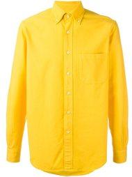 рубашка с воротником на пуговицах Mp  Massimo Piombo
