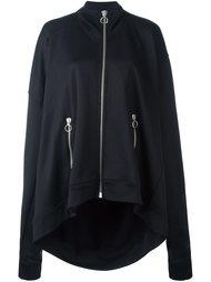 куртка свободного кроя на молнии Marques'almeida