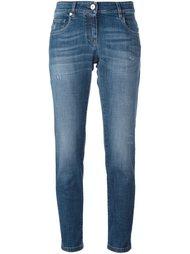 укороченные джинсы Brunello Cucinelli