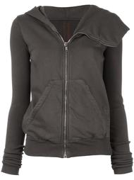 asymmetric hoodie Rick Owens DRKSHDW