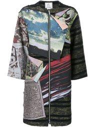 лоскутное платье  Miharayasuhiro