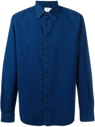 wash shirt Sunspel