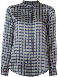 circular print blouse Alberto Biani