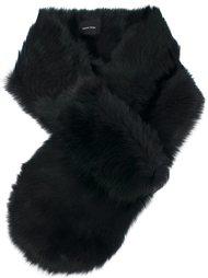 меховой шарф Simone Rocha
