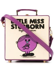маленькая квадратная сумка-тоут 'Little Miss Stubborn' Olympia Le-Tan