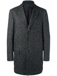 zip-up fleecing coat Fay