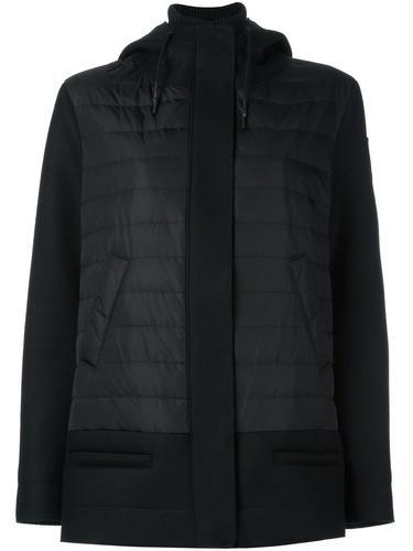 стеганая куртка средней длины  Rossignol