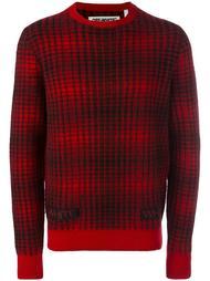 свитер в полоску Off-White