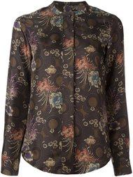 floral print blouse Alberto Biani