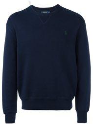 embroidered logo sweatshirt Polo Ralph Lauren