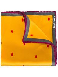 нагрудный платок с принтом 'lips' Paul Smith