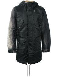 пальто с капюшоном Diesel