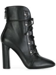 ботинки на шнуровке Casadei