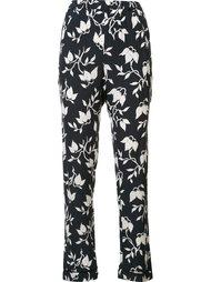 креповые брюки 'Maxwell'  Ganni