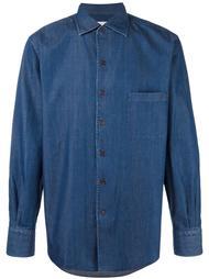 джинсовая рубашка Loro Piana