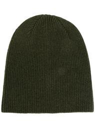 шапка-бини  в рубчик  Harmony Paris