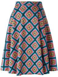 printed full midi skirt Ultràchic
