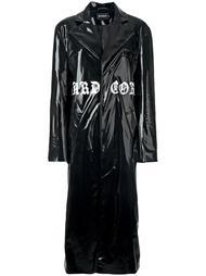 удлиненное пальто с принтом 'Hardcore' Misbhv