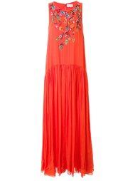 платье макси 'Tula'  Megan Park