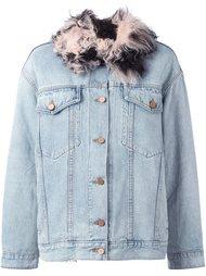 джинсовая куртка  Alexander Wang