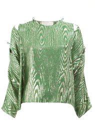 printed blouse  Maison Rabih Kayrouz