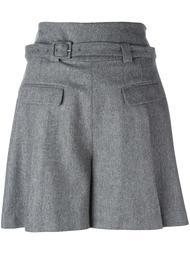 шорты с завышенной посадкой  Diane Von Furstenberg