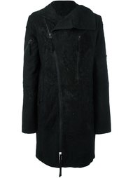 leather coat  Barbara I Gongini
