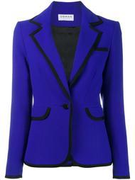 пиджак с контрастной окантовкой Osman