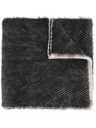 трикотажный шарф Lardini