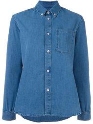 джинсовая рубашка A.P.C.