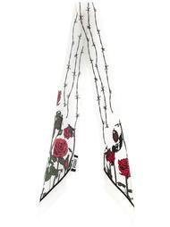 шарф с цветочным принтом Rockins