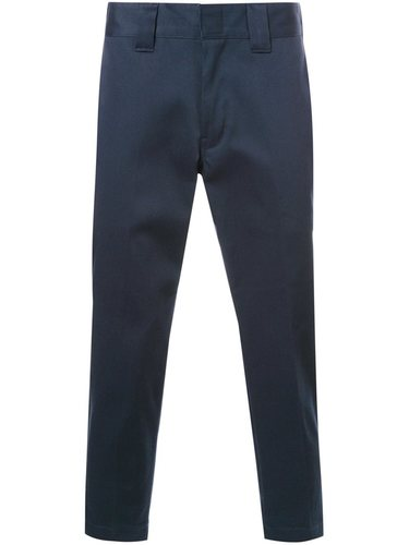 slim fit cropped trousers Bedwin & The Heartbreakers
