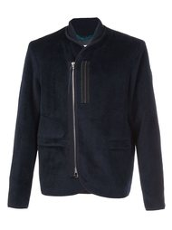 куртка со смещенной застежкой Oamc