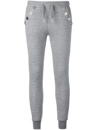 embellished pockets sweatpants Zoe Karssen