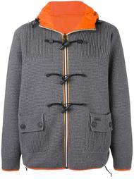 куртка с петельной застежкой Bark