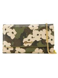 сумка через плечо с цветочным принтом Muveil
