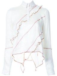 рубашка с оборками Manning Cartell